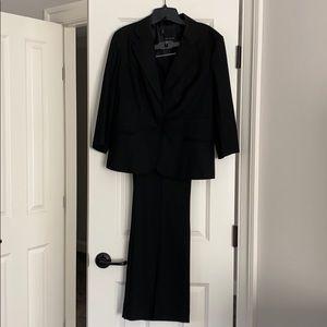 Women's Black Pant Suit